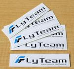 「FlyTeam ステッカー」プレゼントキャンペーン