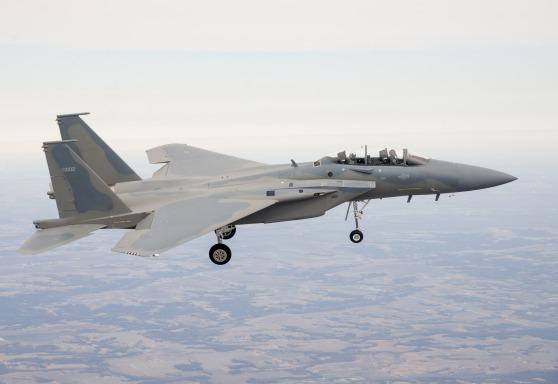 RSAF F-15SA