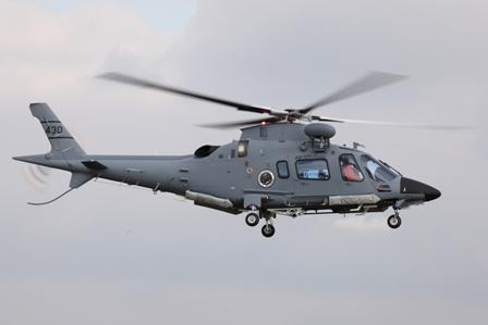 フィリピン海軍、アグスタ・ウエストランドAW109パワーを2機発注 | FlyTeam ニュース