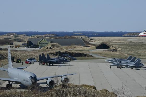 アメリカ空軍第48戦闘航空団第499戦闘飛行隊(48FW/499FS) F-15Eストライクイーグル5機