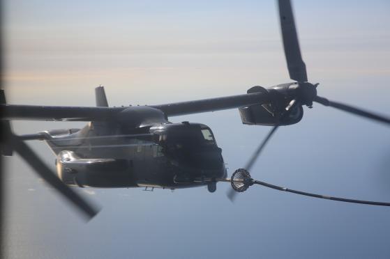 第1海兵ヘリコプター飛行隊(HMX-1) MV-22Bオスプレイ