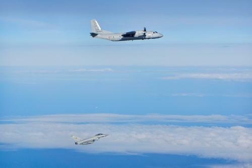 Typhoon, Su-27, Tu-22 2