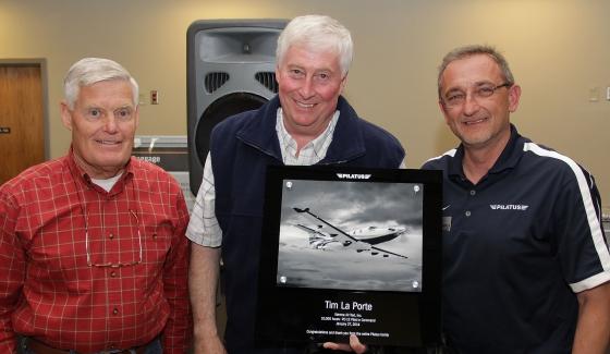 PC-12 総飛行時間10,000時間 1