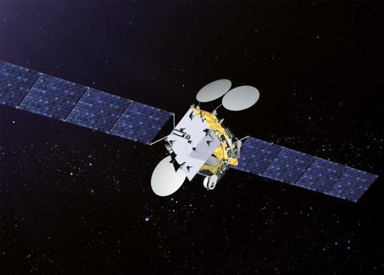 タレス・アレーニア 通信衛星テルコム3S