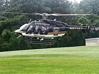 ペンシルバニア州警察 407GX