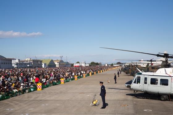 入間基地に展示された459 ASのUH-1N イロコイ